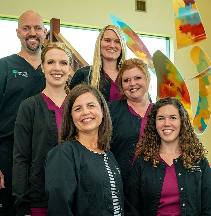 The Advanced Dentistry of Dayton dentist and dental team who offer preventive dentistry
